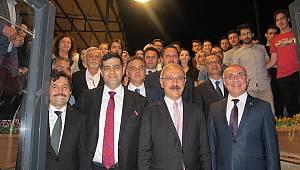 Karamanlılar Ankara'da İftarda buluştu