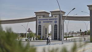 KMÜ en iyi 6. üniversite oldu
