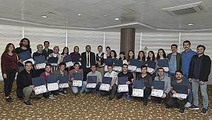 KMÜ halk oyunları ekibinden yeni başarılar
