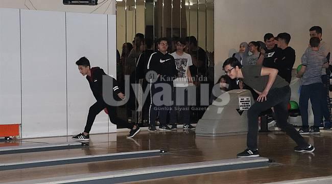 Okul sporları bowling müsabakaları sona erdi