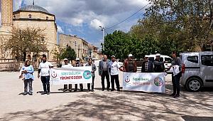 Sağlık İçin Hareket Et Günü yürüyüşü düzenlendi