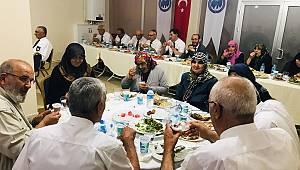 Şehit ve Gazi Ailelerine iftar