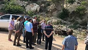 Başkan Zorlu mahalle toplantılarına devam ediyor
