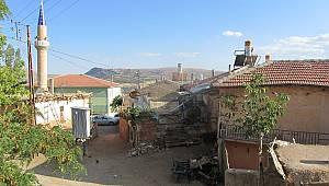 Başkışla Köyünde deprem