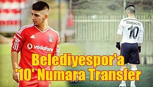 Belediyespor'a '10' numara transfer