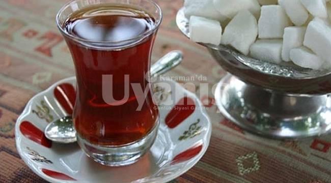 Çaya ve şekere zam