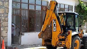 Ermenek Belediyesinden tuvalet sorununa çözüm
