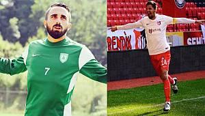 Karaman Belediyespor'dan iki transfer daha