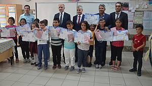 Karaman'da 47 bin öğrenci karne aldı