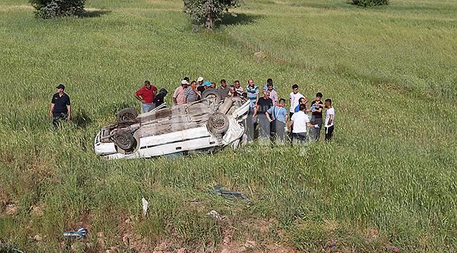 Karaman'da feci Kaza: 1 ölü 5 yaralı