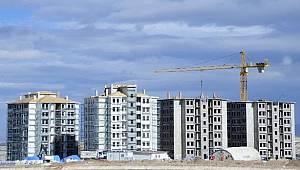 Karaman'da inşaat sektörünün fotoğrafını çektik