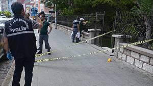 Karaman'da İsmet Paşa Caddesinde silahlı kavga