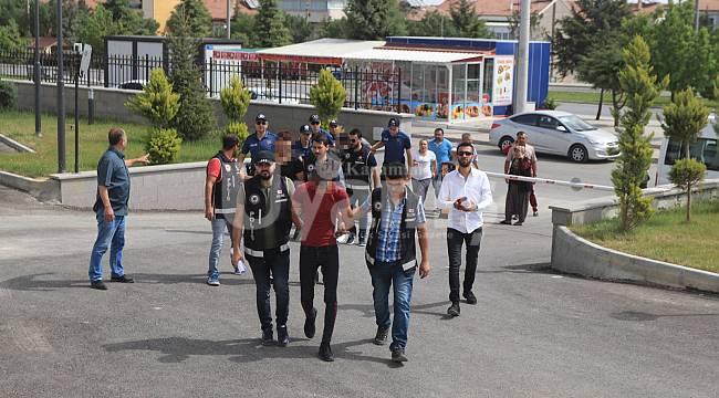 Karaman'da uyuşturucu operasyonu: 5 tutuklama