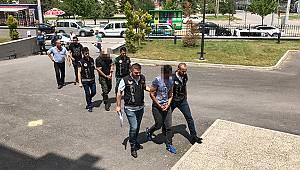 Karaman'da uyuşturucu operasyonuna 2 tutuklama