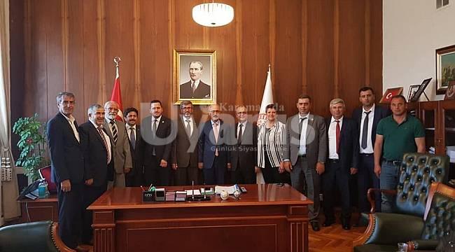 Kazımkarabekir Belediyesi'nden Ankara'ya çıkartma