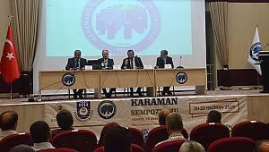 KMÜ'de Karaman Sempozyumu başladı