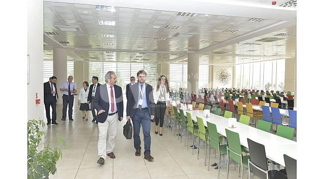 KMÜ kapılarını dış değerlendirmeye açtı