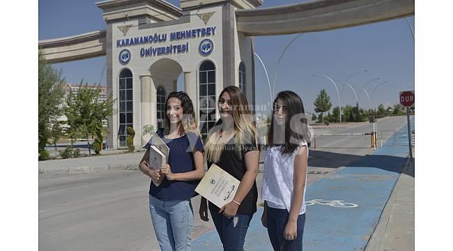 KMÜ'ye bir yüksekokul daha açıldı