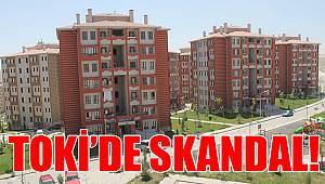 TOKİ'de Skandal İddia