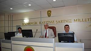 İl Genel Meclisi'nin Temmuz Toplantıları başladı