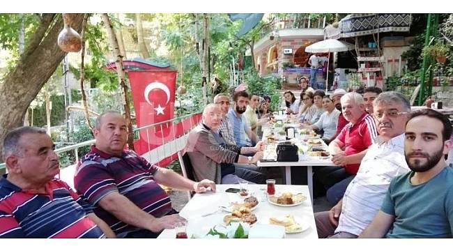 İyi Parti ve CHP yemekte buluştu