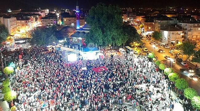 Karaman'da 15 Temmuz programı belli oldu