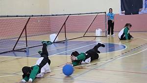 Karaman'da, Goalball Müsabakaları sona erdi