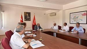 Karaman'da Halk Günü Toplantısı yapıldı