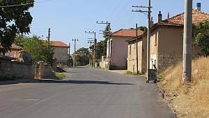 Karaman'da Kanuni Sultan Süleyman Caddesi asfaltlandı