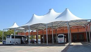 Karaman'da otobüs firmalarında rekabet, Karaman/Konya 10 TL