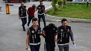 Karaman'da uyuşturucu zanlısı 2 kişi tutuklandı