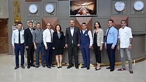 Karaman'da yeni 4 yıldızlı otel hizmete girdi