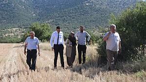 Kaymakam Atak Akarköy Köyünü ziyaret etti