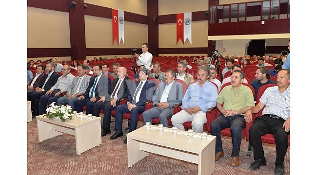KMÜ'de 15 Temmuz Konferansı