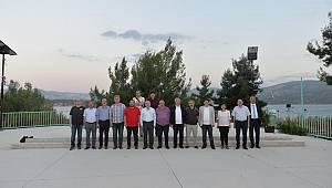 Rektörler Ermenek'e hayran kaldı