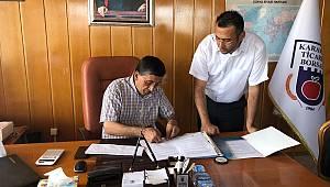 Sağlık hizmeti protokol imzalandı