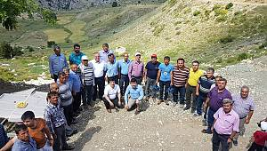 Vekil Şeker köyleri fethetti