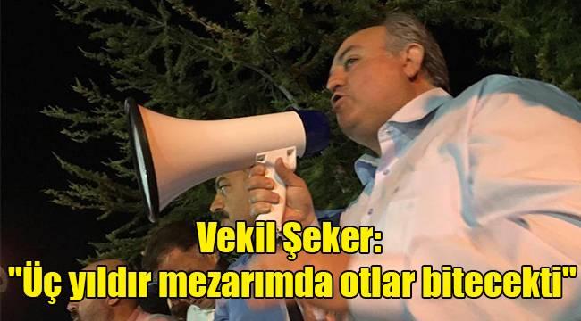 Vekil Şeker: