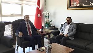 Akgül'den Cumhuriyet Başsavcısı İşlek'e Ziyaret