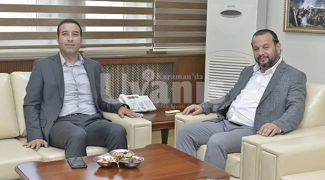 Başsavcısı İşlek'ten Akgül'e iade-i ziyaret