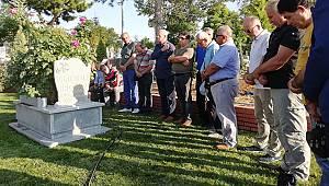 Bekir Sıtkı Erdoğan mezarı başında anıldı