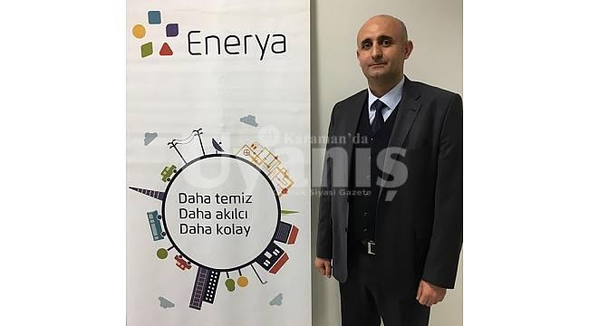 Enerya'da Görev Değişimi