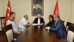 Ermenek Huzurevi Protokolü İmzalandı