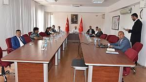 Kaçakçılıkla Mücadele Koordinasyon Kurulu Toplantısı Yapıldı