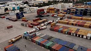 Karaman'da ihracat yüzde 0,9 azaldı ithalat yüzde 65 arttı