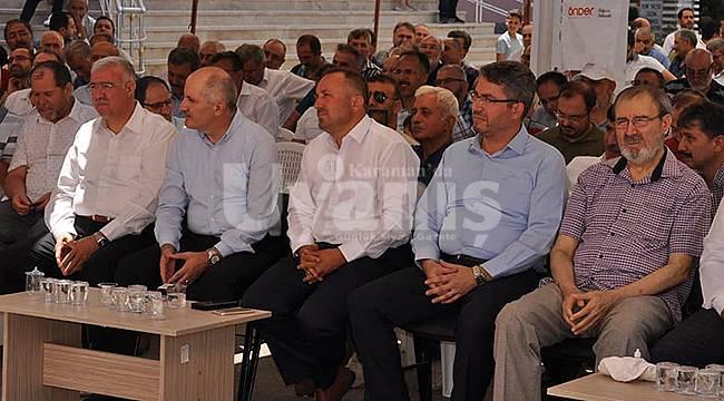 Karaman'da İmam Hatipliler buluştu