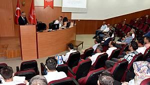 Karaman'da MAKS çalışmaları tamamlandı