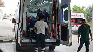 Karaman'da servis midibüsü şarampole indi: 16 yaralı