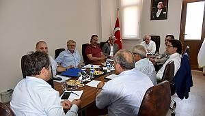 Karaman İŞGEM İcra Kurulu Toplantısı Yapıldı