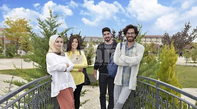 KMÜ yeni öğrencilerini bekliyor